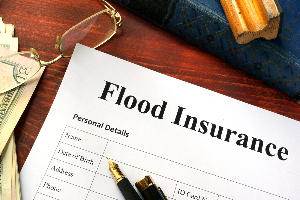 Flood insurance covers many examples of damage caused by floods