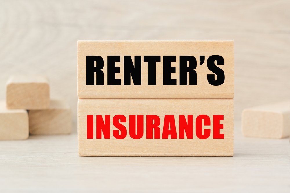 your landlord can only provide so much protection—get renter's insurance for your possessions