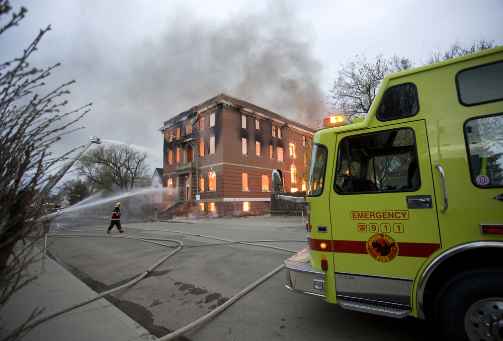 condo insurance may not cover a fire or other events in full